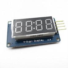 LED TM1637 дисплей для часов