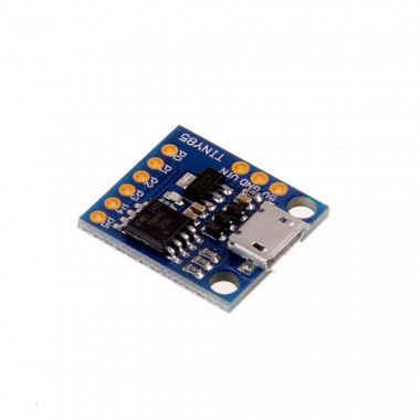 ATTiny85 с Micro-USB Отладочная плата