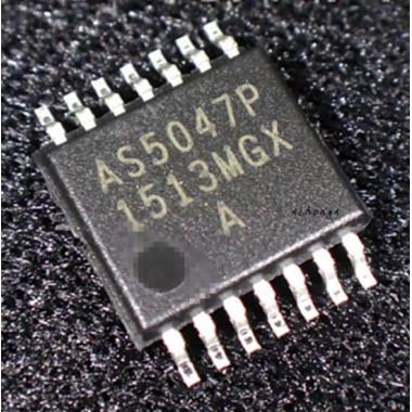 AS5047P магнитный энкодер