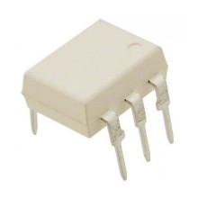 4N25 оптопара с транзисторным выходом [DIP-6]