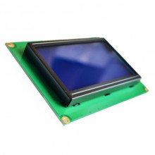 LCD 12864 Дисплей с синей подсветкой
