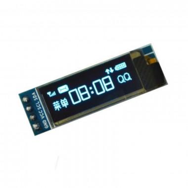 OLED Дисплей 128х32 i2c шина