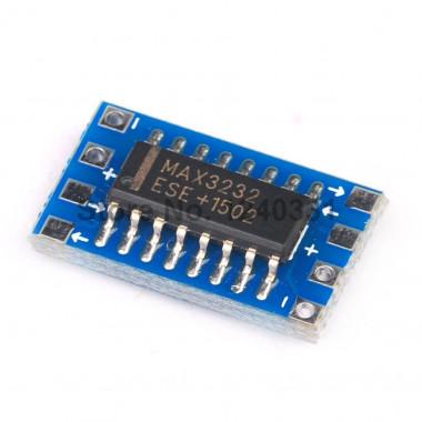 Преобразователь RS232  - TTL MAX3232