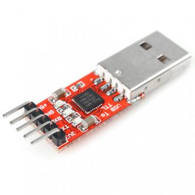 Преобразователь интерфейса SG051-SZ USB to Serial TTL