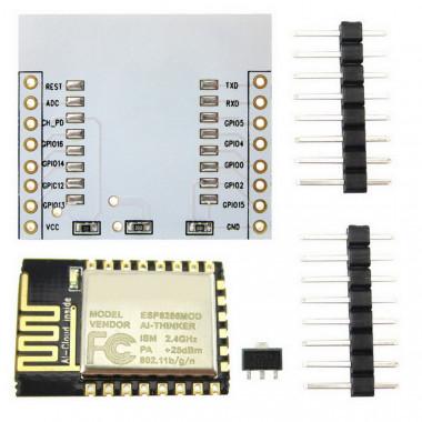 ESP8266 Wifi модуль беспроводной связи на базе ESP12E