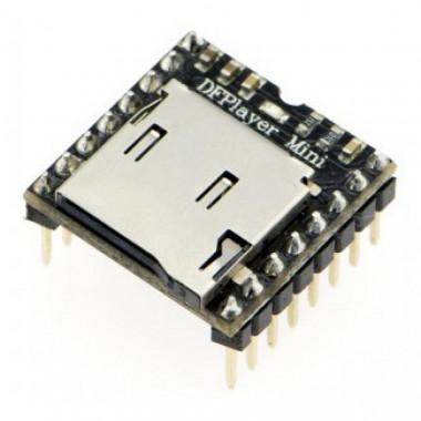 Mini MP3 модуль плеер для контроллера