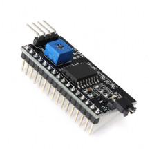 Расширитель I2C для LCD модулей на PCF8574T