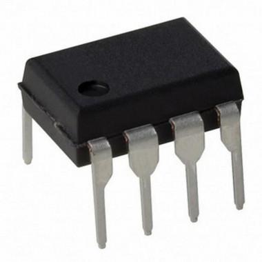 6N137 Оптопара высокоскоростная 10 Мбит/с логическими уровнями на выходе [DIP-8]