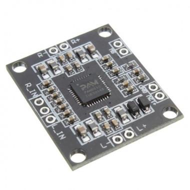 Усилитель звуковой частоты PAM8610 2x10 Вт