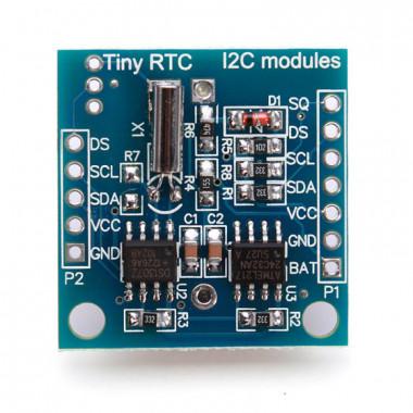 Tiny RTC i2c 24С32 ВЫ1307
