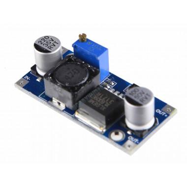XL6009 DC-DC module, DC-DC преобразователь, повышающий, Uвх=5...35В, Uвых=6...45В, Iвых(max)=4А