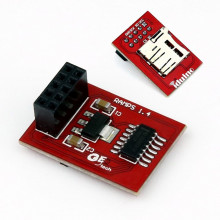 Micro-SD card reader RAMPS