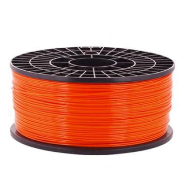 ABS пластик для 3д принтера 1.75 мм оранжевый 1 кг