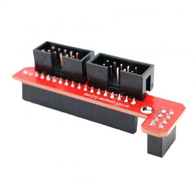 RAMPS модуль для дисплея и кабели